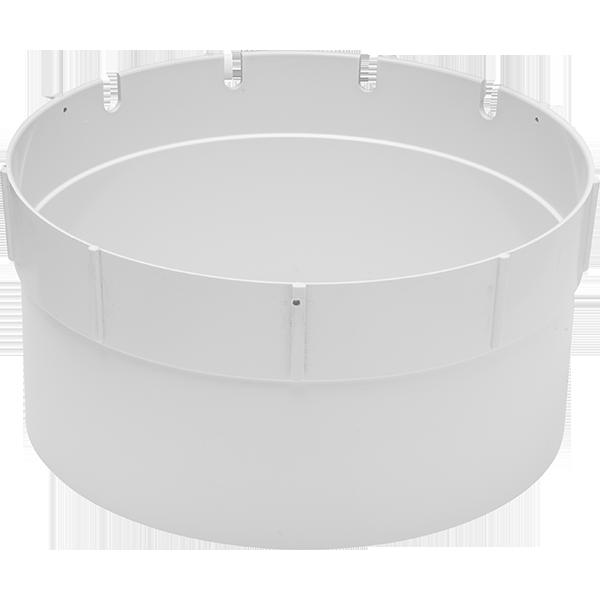 Swimquip U 3 Swimming Pool Skimmer Extension Collar