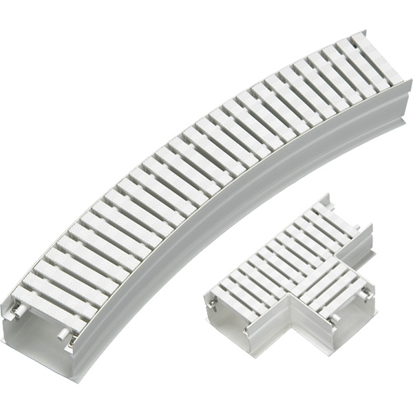 Drain-the-Deck Swimming Pool Gutter Channel Drain with 4 inch Grate