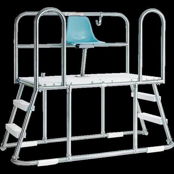 Paragon Portable Lookout Platform Lifeguard Guard Chair