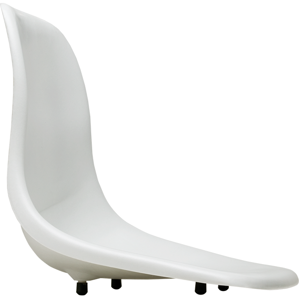 Replacement Fiberglass Seat With Swivel For S R Smith