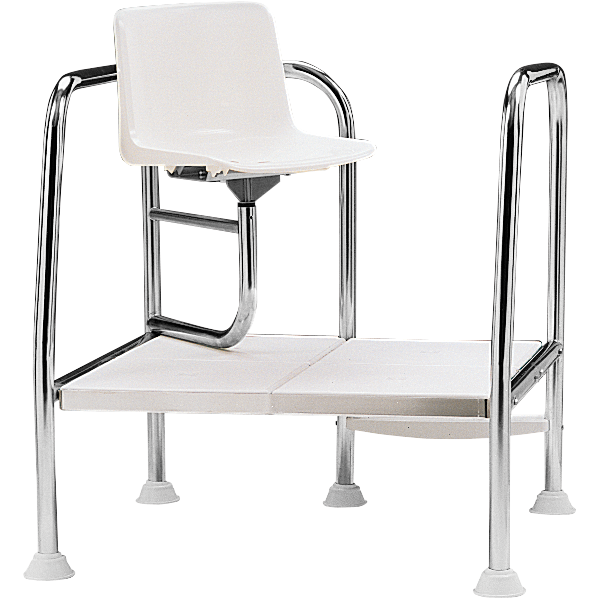 Movable Short Lifeguard Chair
