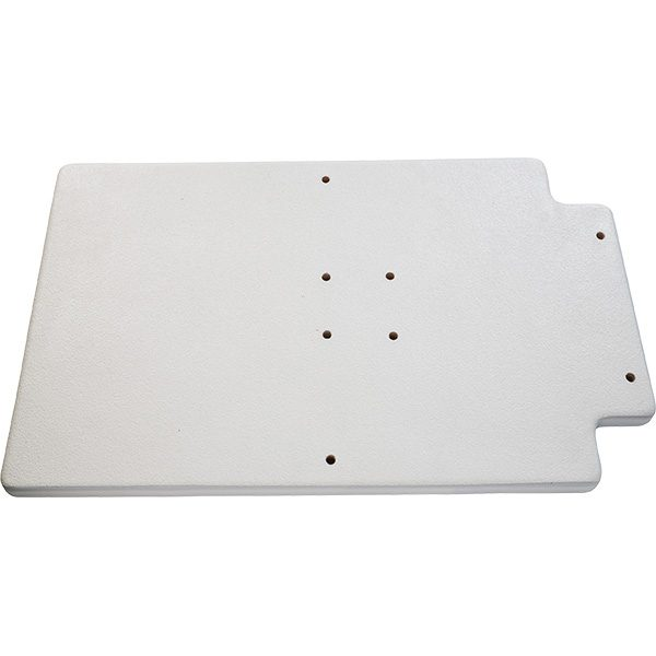 Replacement Footboard for Paraflyte Lifeguard Chairs
