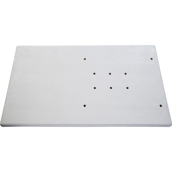 Replacement Footboard for Paraflyte Side Ladder Lifeguard Chair