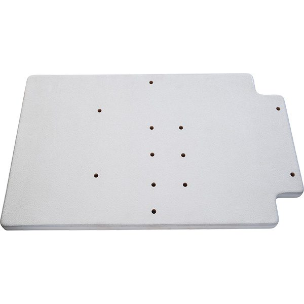Replacement Footboard for Paragon Paraflyte OSHA Lifeguard Chair
