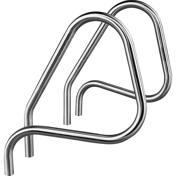 T-304 Stainless Steel California Style Swimming Pool Grab Rails