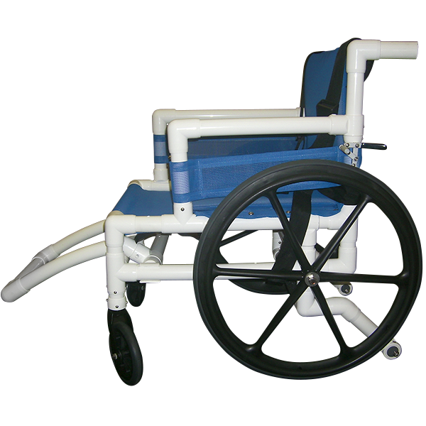 AquaTrek Wheelchair for Swimming Pools and Spa Usage