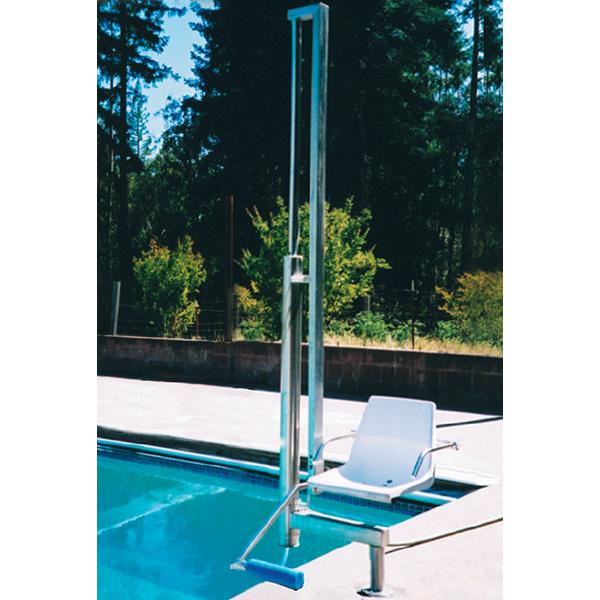Aquatic Access Ada Compliant Swimming Pool Lift Igat 180ad