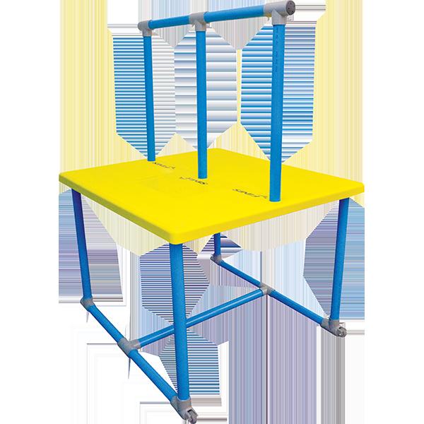 Small Underwater Swim Teaching Platform