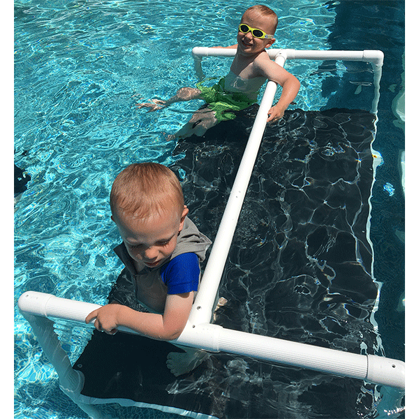 Swim Station underwater teaching platform is strong, lightweight and versatile.
