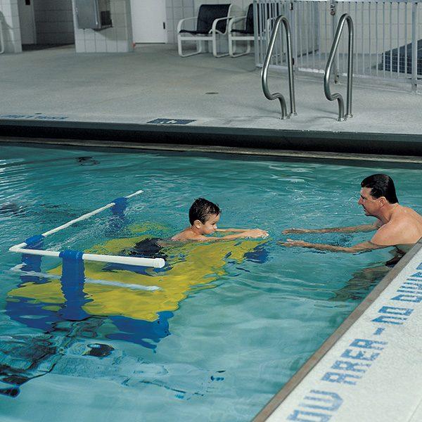 Underwater Swim Teaching Platform