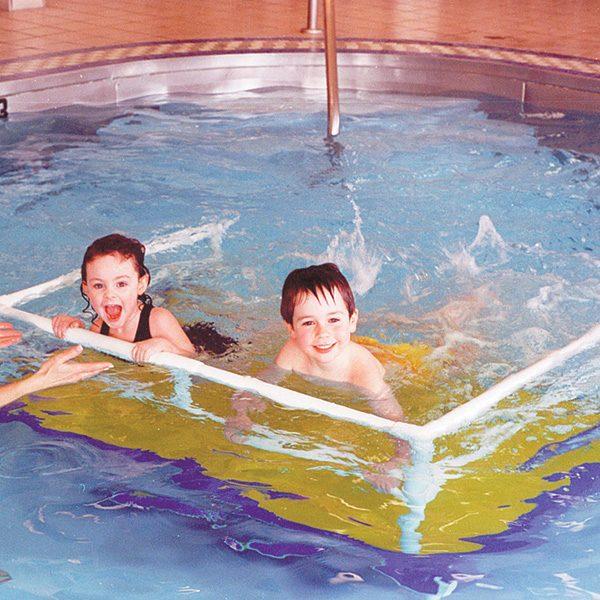 Portable Swim Station - Swim Teaching Platform