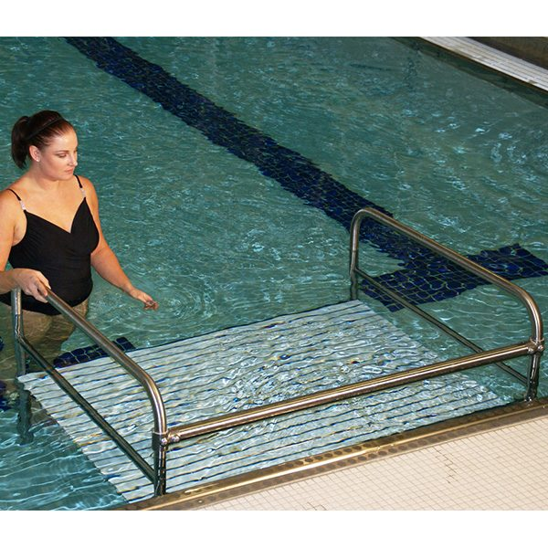 Stainless Steel Swim Teaching Platform