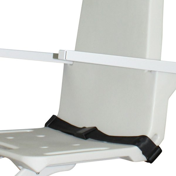 Seat Belt Assembly - aXs2 and PAL Portable Aquatic Pool Lifts