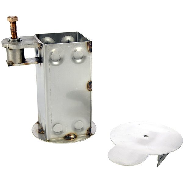 Locking Square Deck Anchor for SPLASH and aXs2 Swimming Pool Lifts