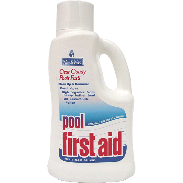 Natural Chemistry's Pool First Aid Swimming Pool Water Treatment