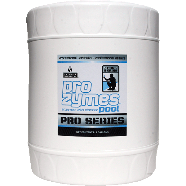 Natural Chemistry's Pro Series ProZymes Swimming Pool Water Treatment