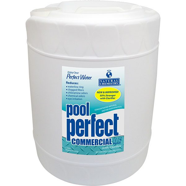 Pool Perfect Concentrate Swimming Pool Water Cleaning Enzym
