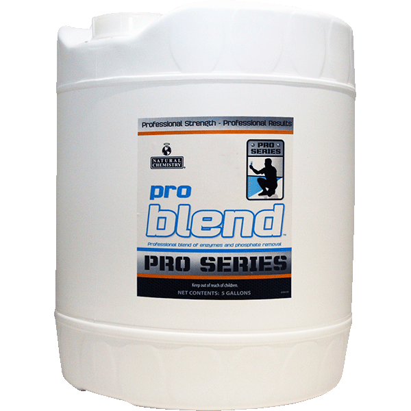 Natural Chemistry Pro Series Pro Blend Pool Water Phosphates Remover