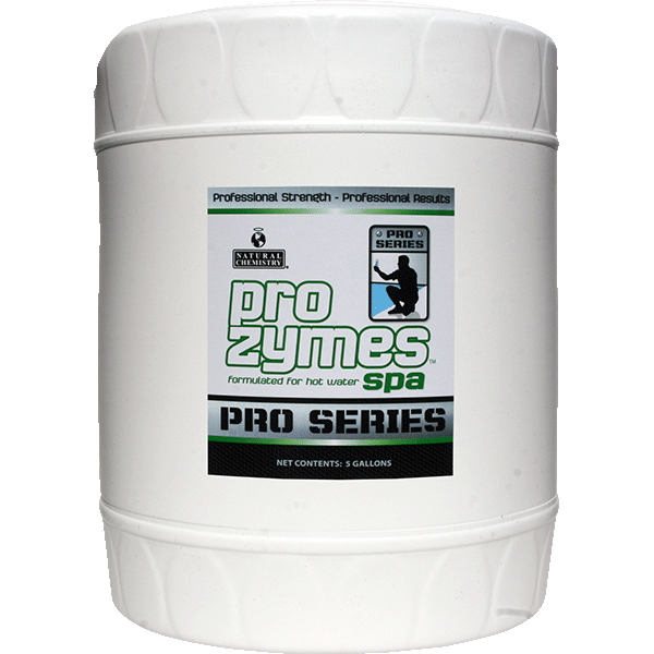 Natural Chemistry's Pro Series ProZymes Spa Water Treatment