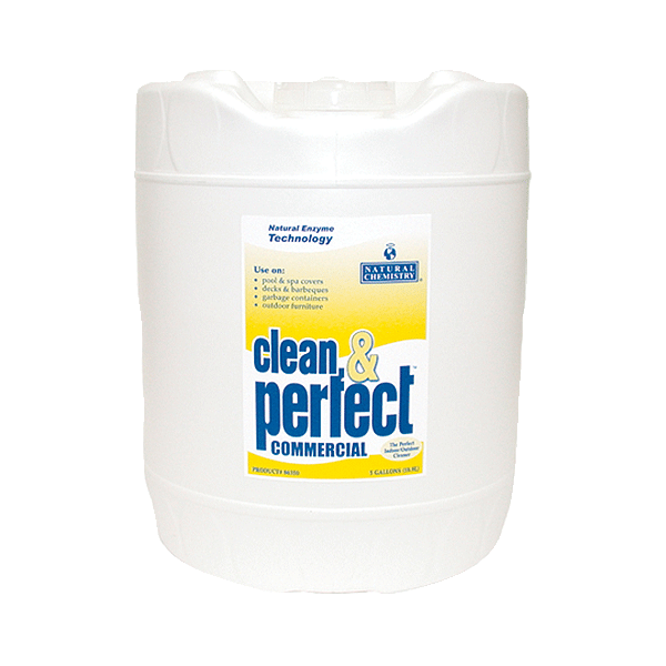 Natural Chemistry's Clean and Perfect Enzyme Cleaner - 5 gallons