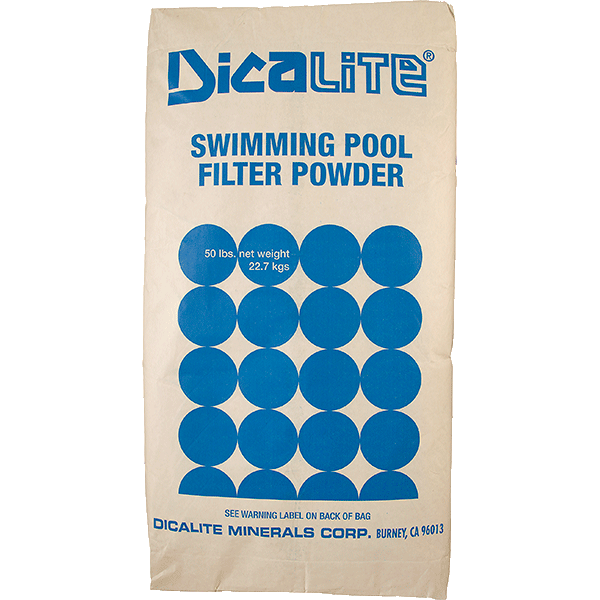 Diatomaceous Earth Swimming Pool Water Filtration Media