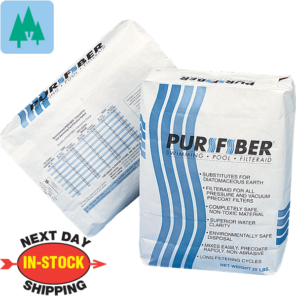 Purifiber Alternative Swimming Pool Filtering Media