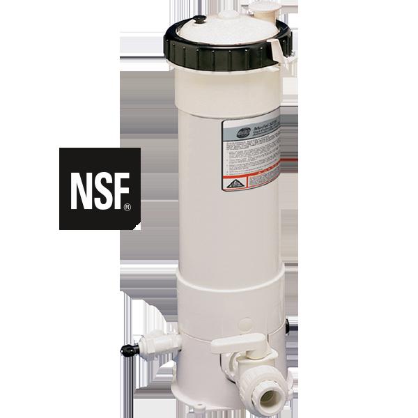 15 Pounds High Capacity Chlorine Bromine Erosion Feeder