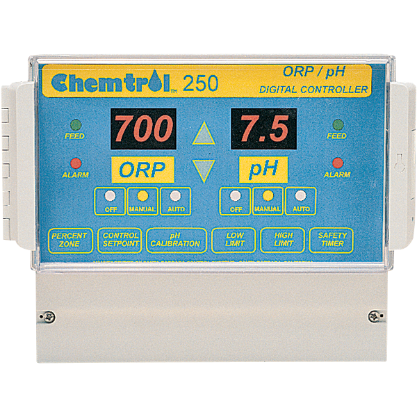 Chemtrol 250 Orp Ph Swimming Pool Chemical Controller