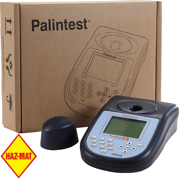 PalinTest Swimming Pooltest 25 Bluetooth Benchtop Kit