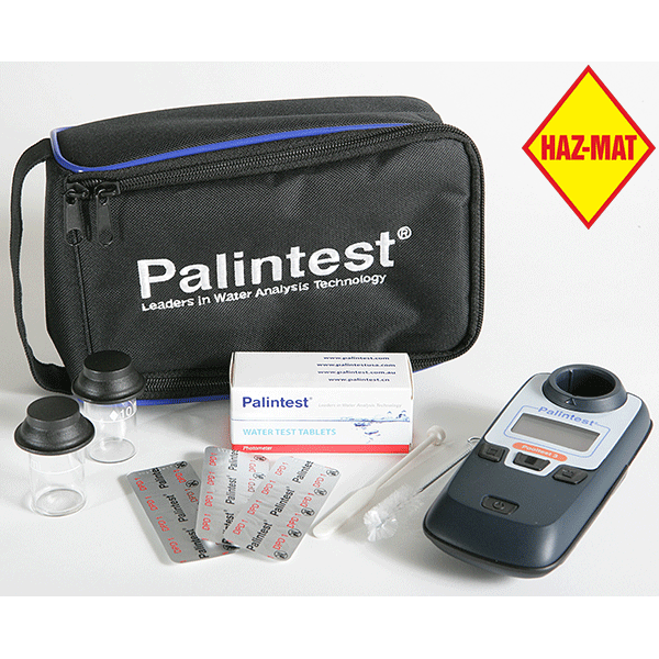 Soft Case Palintest Pooltest 3 Photometer