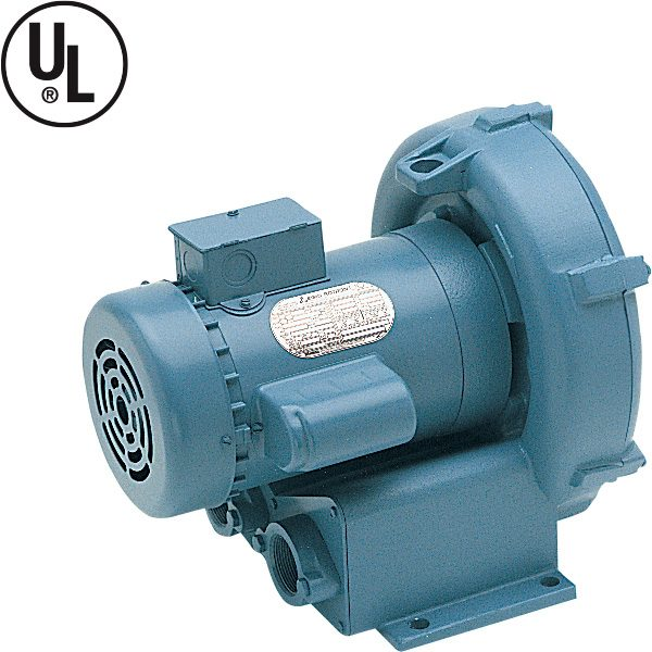UL Approved 1 HP Commercial Spa-Duty Air Blowers