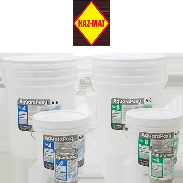 Aquatapoxy A 6 Epoxy Paint 2 Gallon Kit