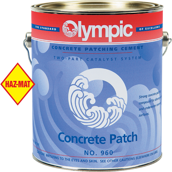 Olympic Concrete Patch - Patching Compound