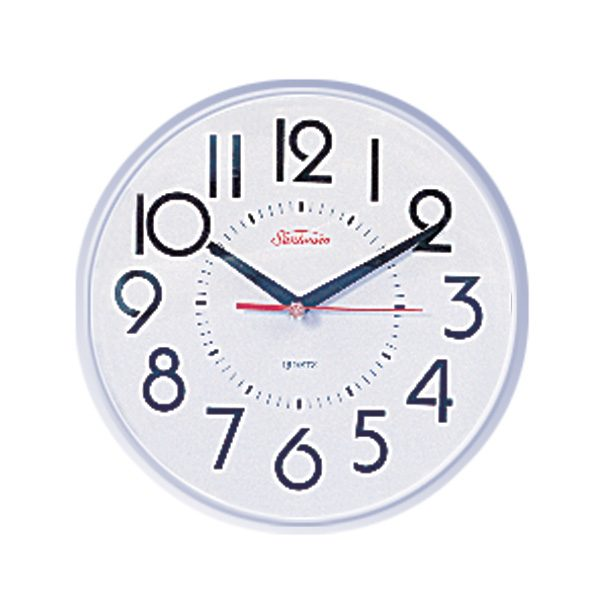 Large Battery Powered Indoor - Outdoor Wall Clock