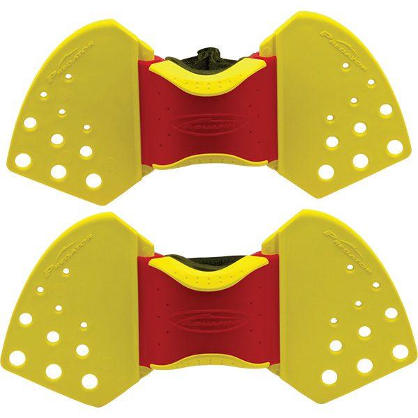 Aquafins Wrists-Ankles Finned Cuffs Full Body Aquatic Workout Kit