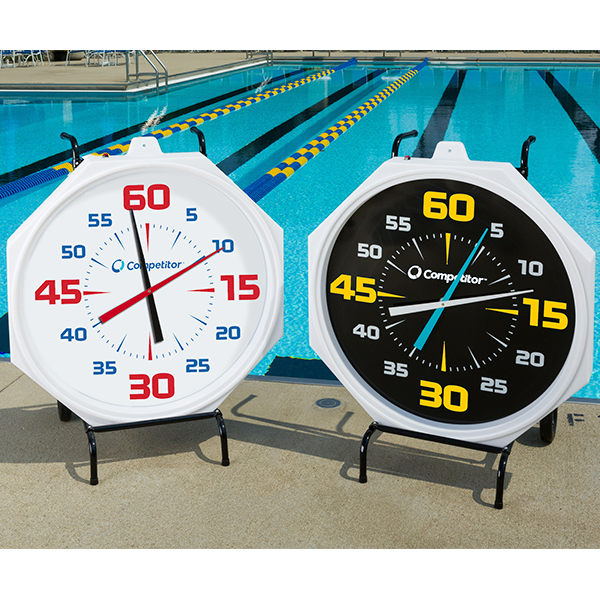 "Competitor 31"" Swimming Pace Clocks"