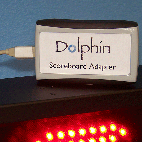 Colorado Time Systems Dolphin Wireless Scoreboard Adapter