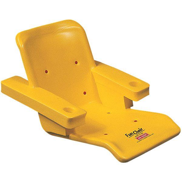 Marine Vinyl Coated Solid Foam Floating Lounge Fun Chair