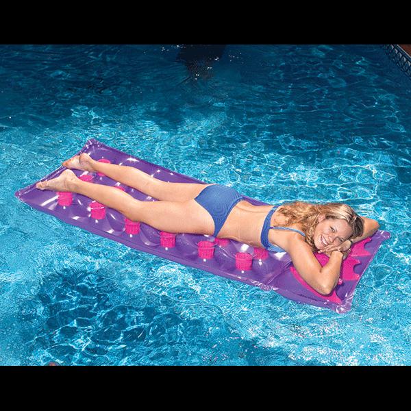 French Mattress Pool Float