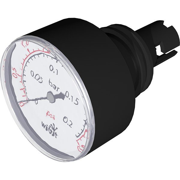 Manometer-Pressure Gauge for Wibit Play Inflatables