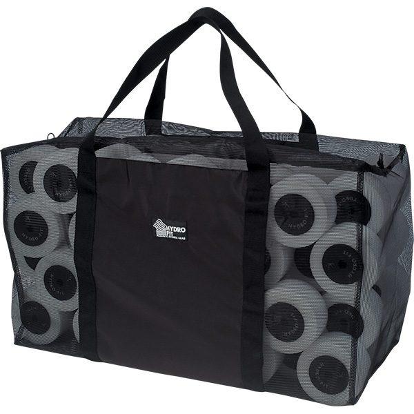 Hydro-Fit Nylon Mesh Swim and Aquatic Workout Gear Bag