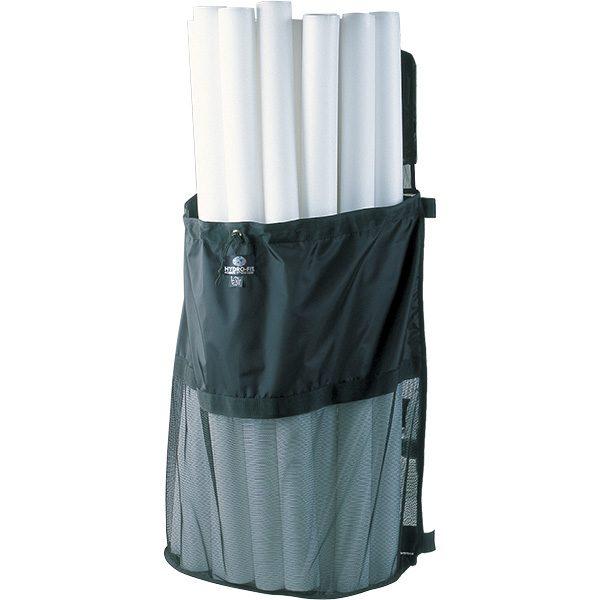 Hydro-Fit Nylon Mesh Drawstring Swim Noodle Storage Caddy