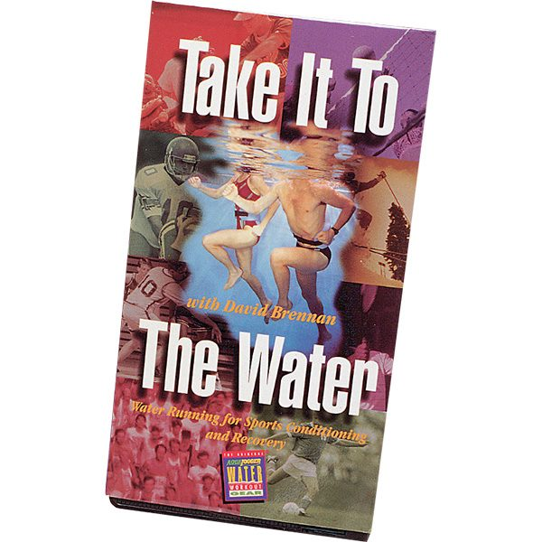 Aquajogger Take It To The Water Aquatic Exercise Instruction Video