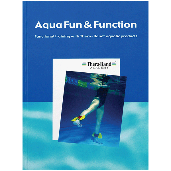 TheraBand Aqua Fun and Function Aquatic Therapy Products Guide