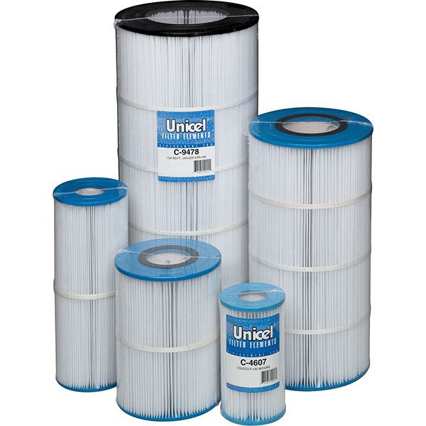 Swimming Pool Replacement Filter Cartridges