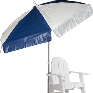 Lifeguard - Swimming Pool Laminated Vinyl Panel Umbrella