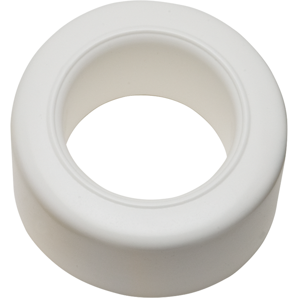 Personal Mouthpiece for Plastic Megaphones - white