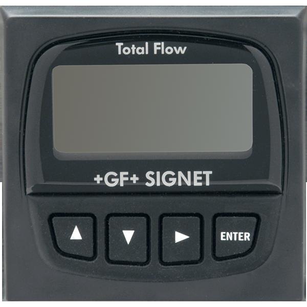 Signet 8150 Self Powered Digital Flow Meter Package For 8