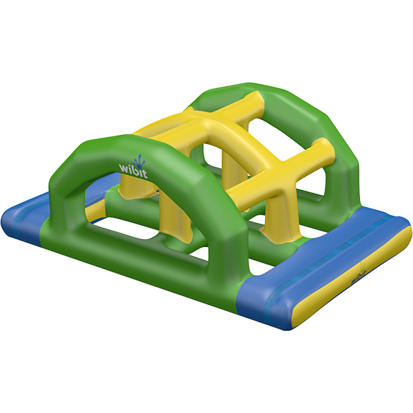 Wibit Bridge Modular Play Product Commercial Swimming