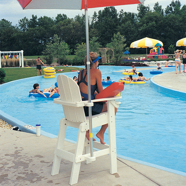 Tailwind LG500 Recycled Plastic Lifeguard Chair